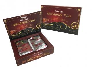 Bổ gan Micanus Plus